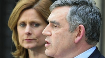 Brown blasts phone-hacking 'criminals'
