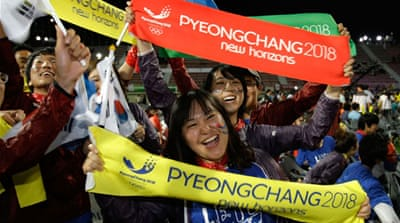 Seoul cool on Winter Olympics co-hosting idea