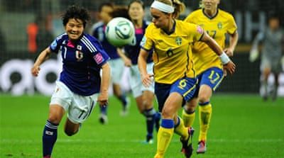 Japan and US secure spots in World Cup final