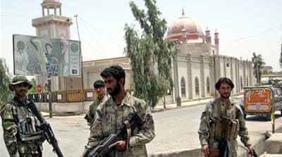 Cleric killed in Kandahar mosque blast