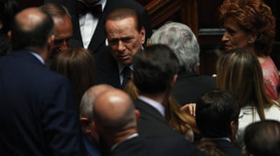 Italy parliament adopts austerity package