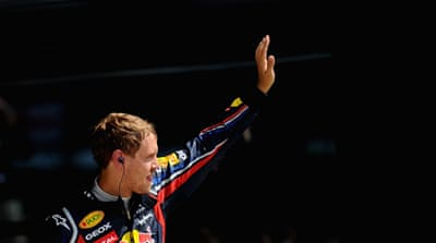 Vettel: Red Bull need to improve