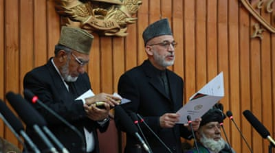 Youngest MPs reject Afghan 'old guard'