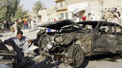 Deadly blasts target Iraqi cities