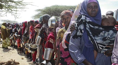 Somalia crisis one of 'largest in decades'