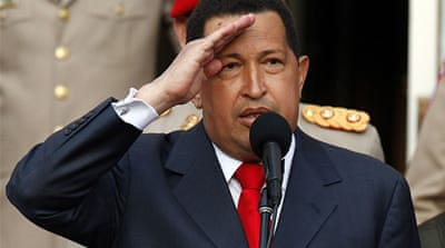 Chavez delegates powers to vice-president