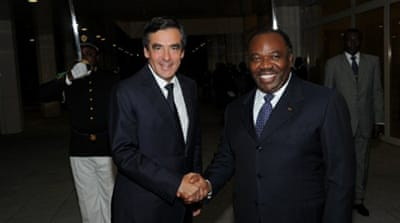 France urged not to support Gabon leader