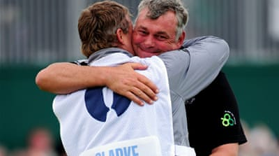 20th time lucky for Darren Clarke