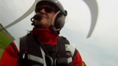 Cancer survivor to cross world in gyrocopter