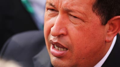 Chavez arrives in Cuba for cancer treatment