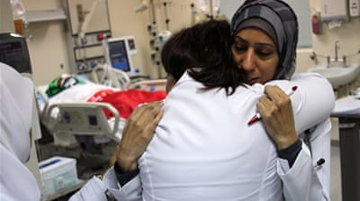 Report: Doctors targeted in Bahrain