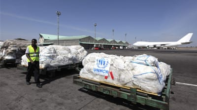 First UN aid drops reach rebel-held Somalia