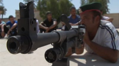 Bid to unite Libya's disparate rebel forces