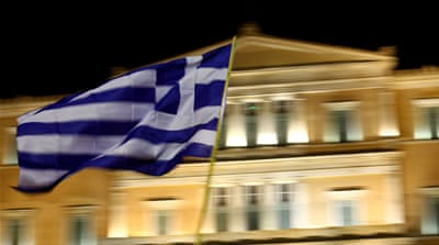 Democratic dreams rage in Athens