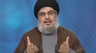 Nasrallah implies Israel behind Hariri murder