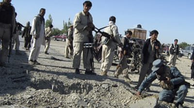 Deadly roadside blast hits Afghanistan