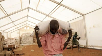 Situation dire in East African refugee camps