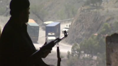 Afghan security's gaping holes
