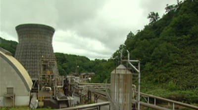 Post-Fukushima Japan ponders geothermal power