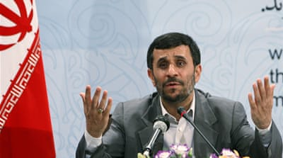 Ahmadinejad names general to run oil ministry