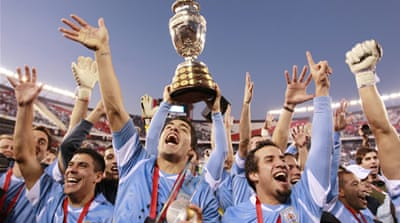 In Pictures: Copa America