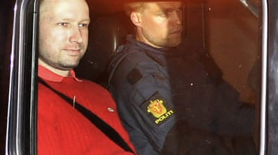 Norway attacks suspect claims collaborators