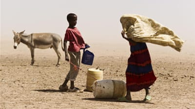 UN urges massive action for Africa drought