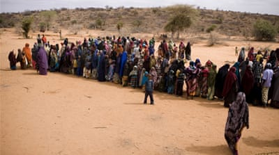 Famine continues to ravage East Africa
