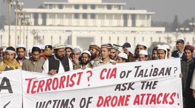 Fighting back against the CIA drone war