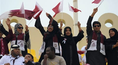 Qatar move closer to 2014 World Cup