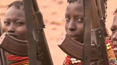 Tribal tensions rise amid East Africa drought