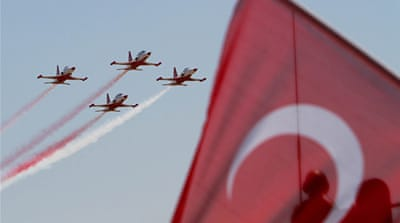 Turkey imposes arms embargo on Syria
