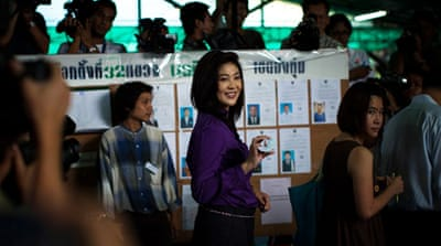 In Pictures: Thais pick a prime minister
