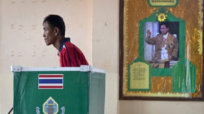 In Pictures: Thailand votes