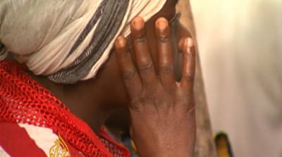 Mass rape leaves scar on DR Congo village