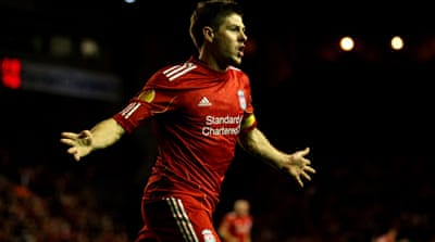 Loyal Gerrard looks forward to a Red future