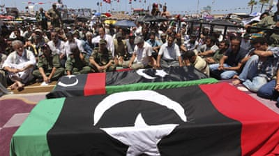 Libyan rebels confirm Younes arrest warrant