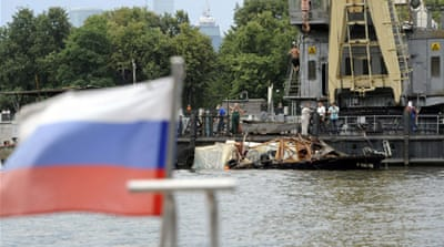 Skipper blamed for Russia's fatal boat accident