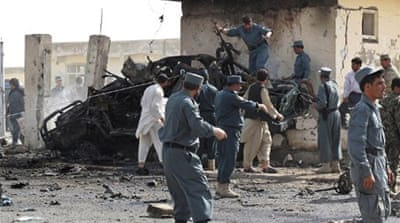 Taliban claim latest deadly Afghan attack