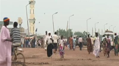 Logistical woes beset S Sudan
