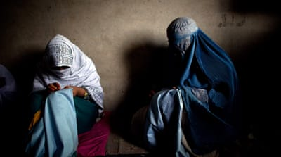 Afghanistan 'most dangerous place for women'