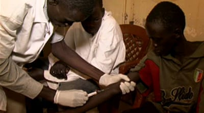 South Sudan faces health challenges