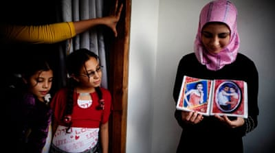 In Pictures: Women of Gaza