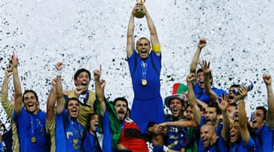 Italian legend Cannavaro retires