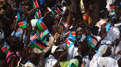 South Sudan celebrates 'new beginning'
