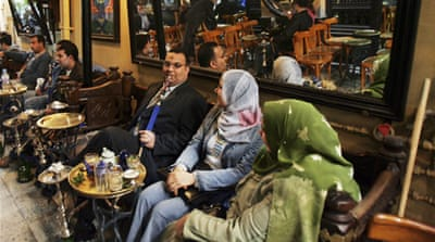 Cairo: A coffee shop culture