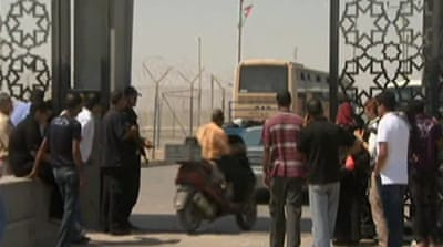 Kafka at the Rafah border