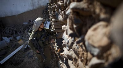 Israeli and Lebanese troops trade fire