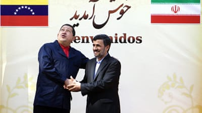 The Islamo-Bolivarian threat
