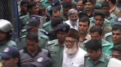 Bangladesh braces for war crimes trial